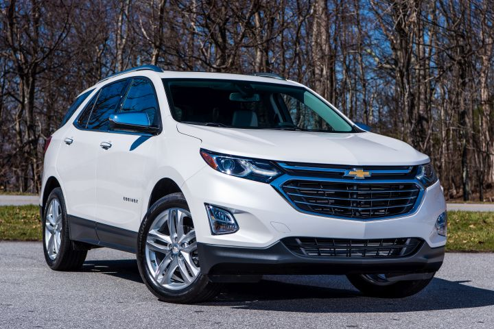 2018 Chevrolet Equinox 1.5T