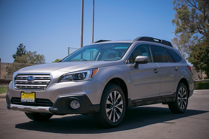 Subaru's Rear Automatic Braking System