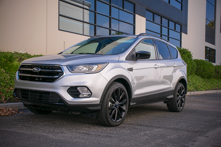 2017 Ford Escape 1.5L 4WD