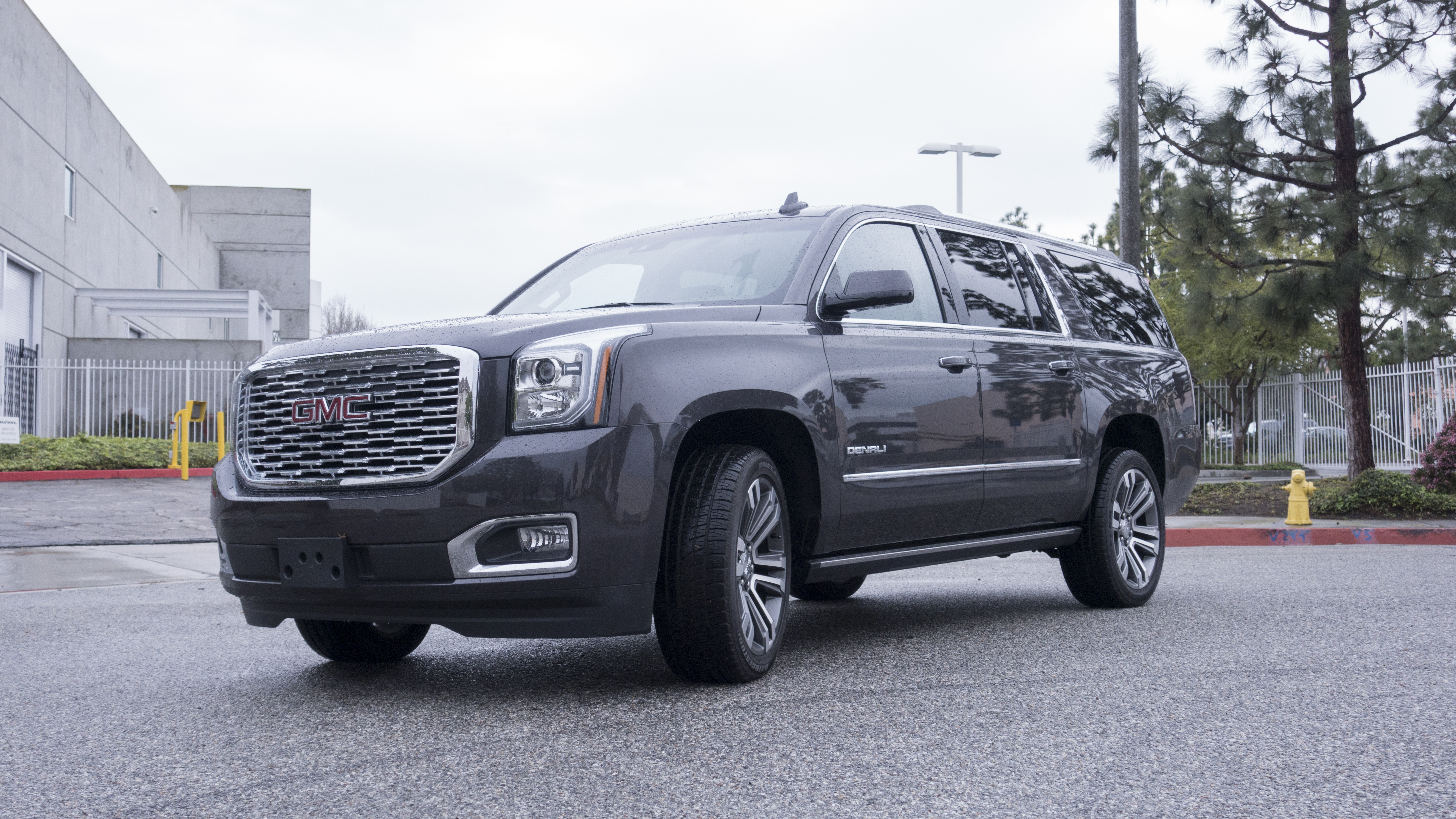 2018 gmc yukon xl denali with 10 speed driving notes. Black Bedroom Furniture Sets. Home Design Ideas