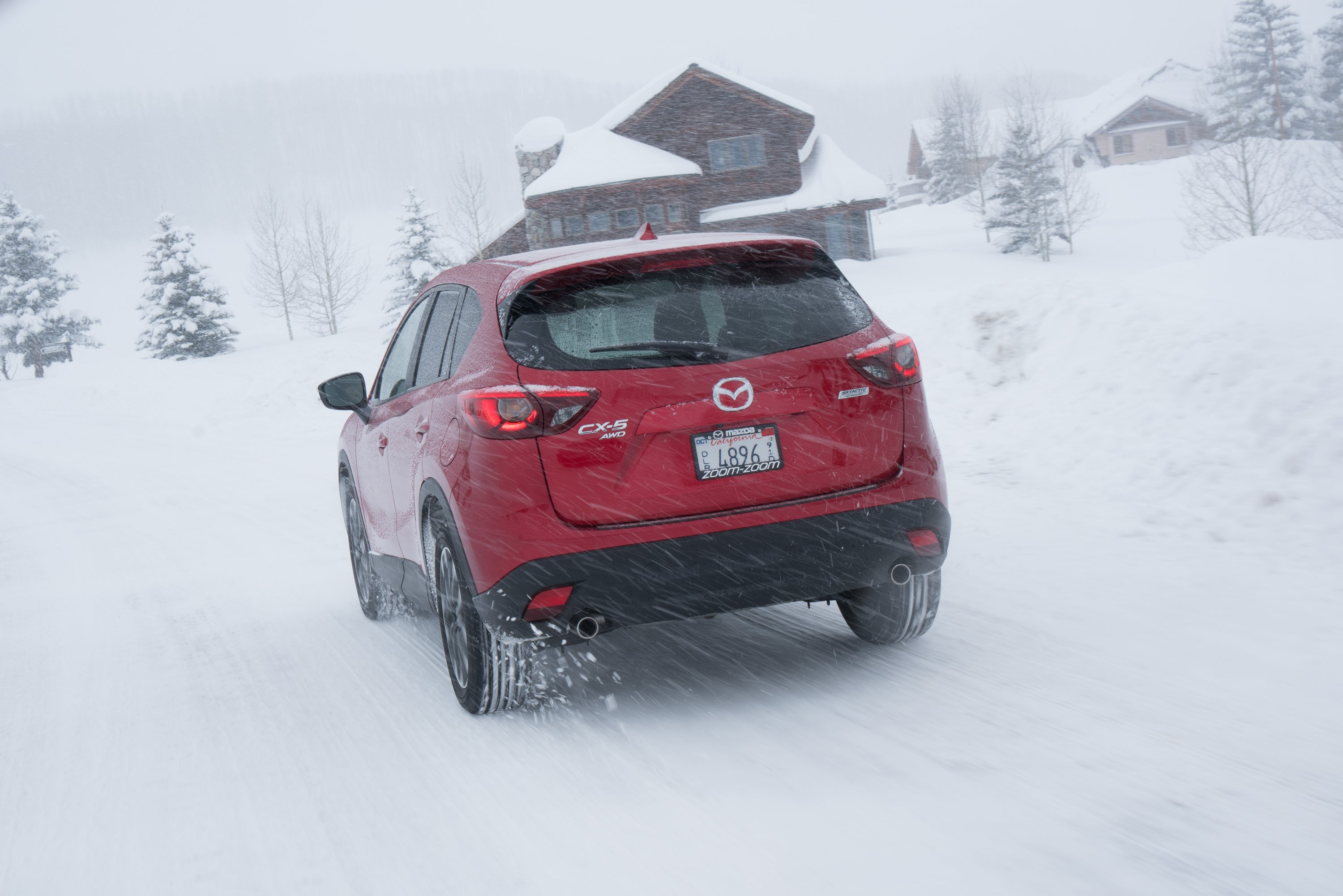 First-Ever Mazda Ice Academy Showcases i-ACTIV AWD System