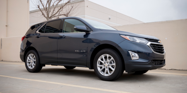 For the 2018 model-year, the Equinox expanded its fleet applicability by adding a 1.6L...
