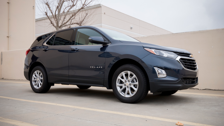 For the 2018 model-year, the Equinox expanded its fleet applicability by adding a 1.6L four-cylinder DOHC turbo diesel to its choice of engines.  - Photo by Vince Taroc