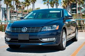 2014 Volkswagen Passat TDI Sedan
