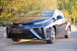 2016 Toyota Mirai (Fuel Cell)