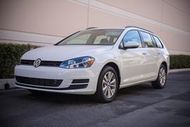 2017 Volkswagen Golf SportWagen 4Motion
