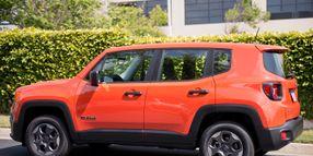 2015 Jeep Renegade Sport 4x4