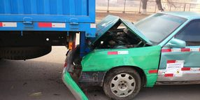 How Fleets Can Avoid Staged Accidents