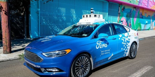 Ford and Argo AI continue development of an autonomous ride-hailing business. Developments of...