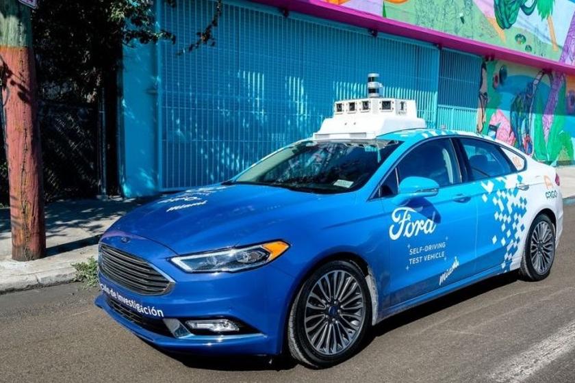 Ford and Argo AI continue development of anautonomous ride-hailing business. Developments of...