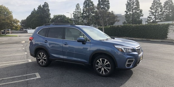 The 2019 Forester is built on a new platform called the Subaru Global Platform, which it shares...