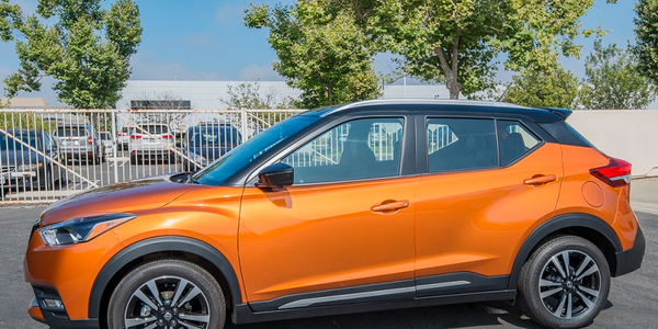 Fuel economy for the Nissan Kicks is listed as 31 mpg in the city, and 36 mpg highway, with a...