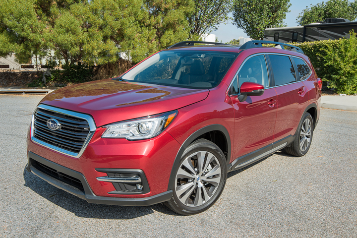 The brand new 2019 Subaru Ascent is the automaker's biggest model yet.