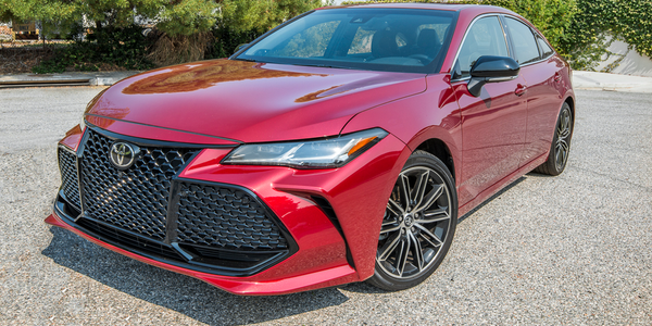 The 2019 Avalon arrives with a power boost, updated infotainment system, and suspension upgrades...
