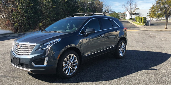 The 2019 Cadillac XT5 has an upscale and comfortable ride with distinctive exterior styling. On...