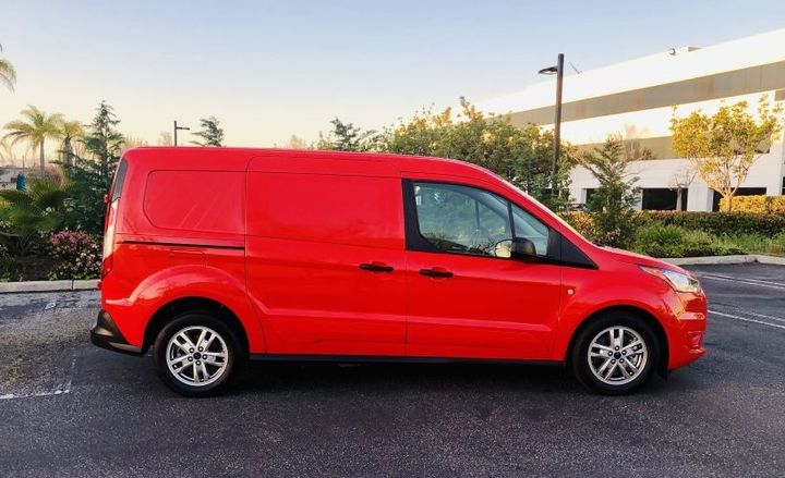 The 2019 Transit Connect features a new standard 2.0L gasoline direct injection I-4 engine, and a new, optional 1.5L EcoBlue turbocharged direct injection diesel. - Photo by Mike Antich.