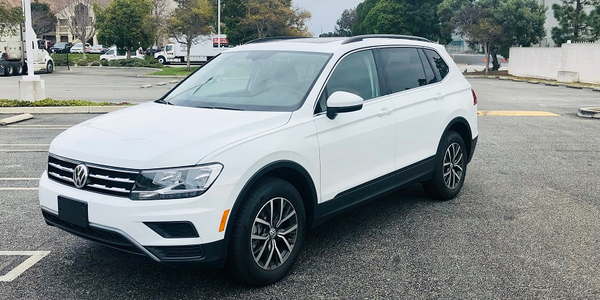 The Tiguan was redesigned in 2018 to allow for a wider, lower stance than the predecessor model....