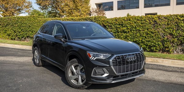 The 2019 Q3 now comes standard with quattro all-wheel drive.