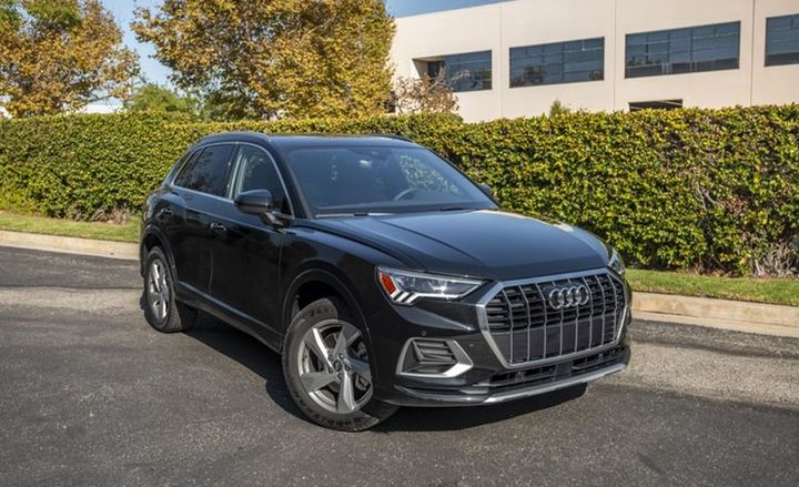 The 2019 Q3 now comes standard with quattro all-wheel drive.  - Photo by Kelly Bracken.