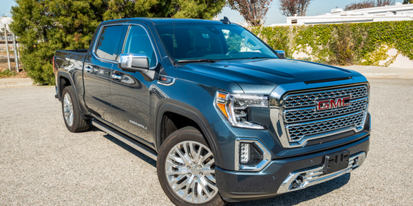 The 2019 GMC Sierra 1500 adds several new features not available on the Chevrolet Silverado,...