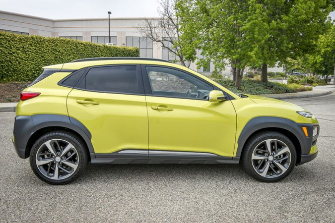 The 2018 Kona comes in four trims: SE; SEL; Limited; and Ultimate. The SE and SEL trims feature...