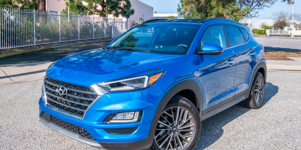 The 2019 Tucson gets a heavy update in the highly competitive compact SUV segment.