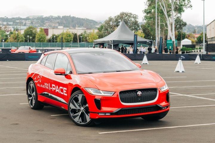 Electrified by Jaguar's 2019 I-Pace