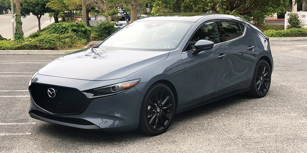 When driving the AWD Mazda3 I was impressed by its sure-footed grip and its quick, almost...