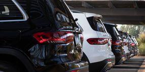 Driving the 2020 Mercedes-Benz GLB & CLA
