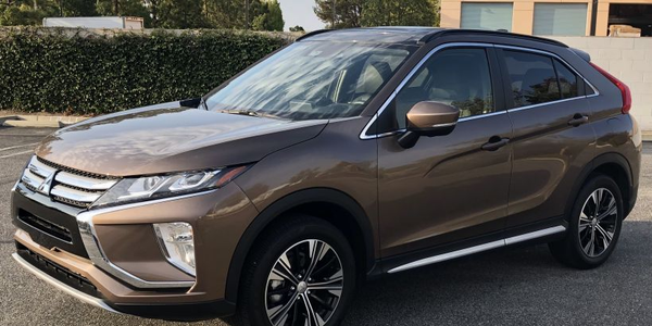 The Eclipse Cross has great curb appeal with an attractive wedge-shaped exterior profile. In a...