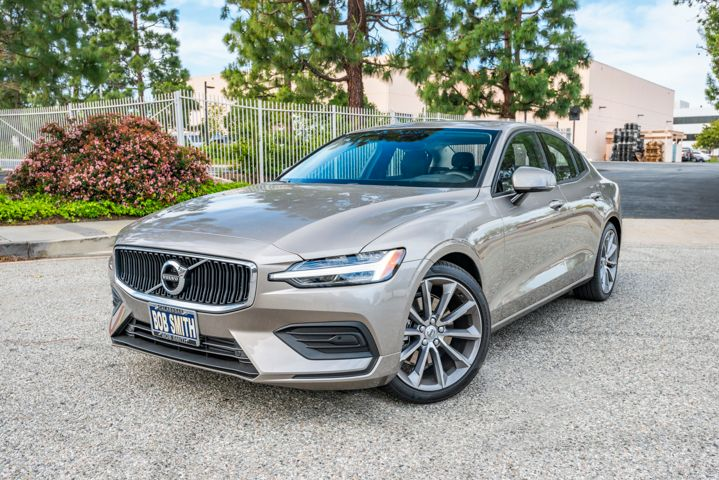 Volvo is shifting its 2020 S60 to a new platform that will enable new safety technology and a plug-in hybrid powertrain.  - Photo by Kelly Bracken.