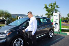 GM to Offer EV Charging on Three Networks