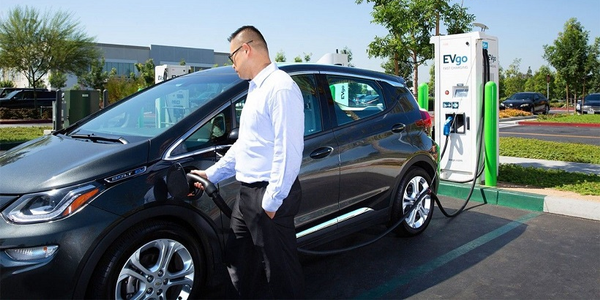 General Motors will collaborate with EVgo, ChargePoint, and Greenlots to enhance the charging...