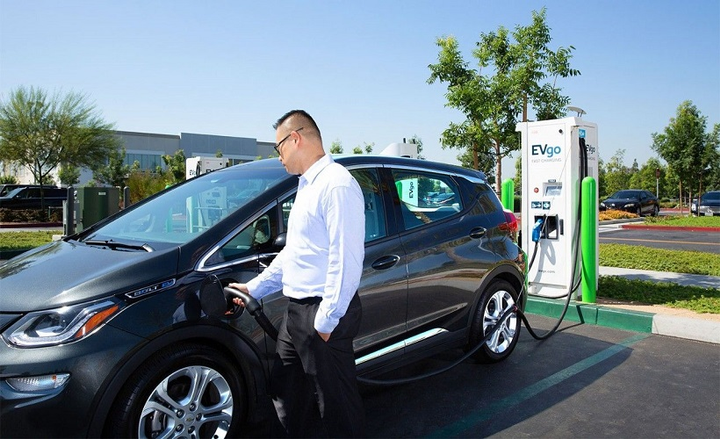 General Motors will collaborate with EVgo, ChargePoint, and Greenlots to enhance the charging experience for customers.