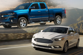 Vote for the Fleet Vehicles of the Year