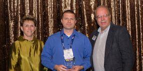 Red Hawk Fire & Security's Schober Wins Fleet Safety Award