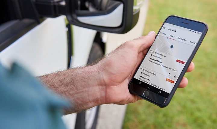 Leasing A Car Through Uber >> Verizon Connect to Provide Real-Time Tracking - Telematics ...