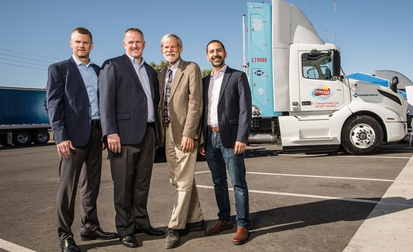 Frito-Lay to Replace its Diesel Fleet with Zero-Emission Vehicles in Modesto, Calif.