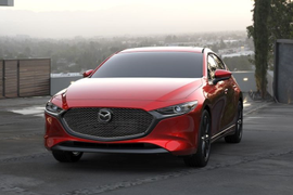 Mazda Offers 2020-MY Fleet Incentives