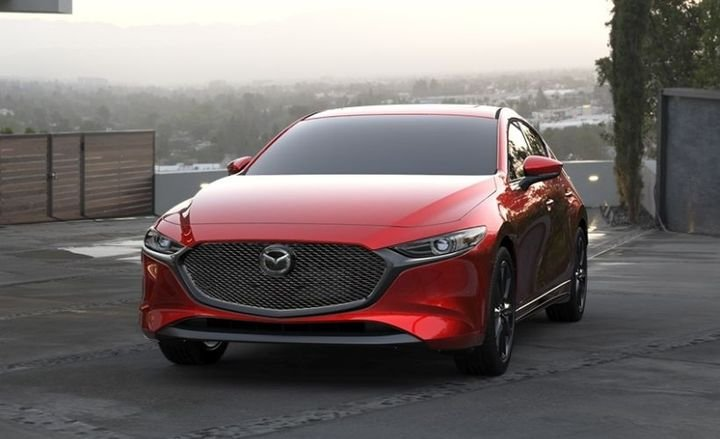 The automaker will offer $1,000 for the Mazda3 sedan and hatchback. - Photo of the 2020 Mazda3 courtesy of Mazda.