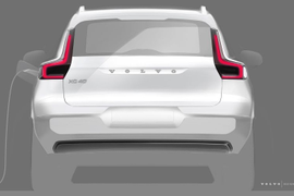 Volvo's XC40 EV Accommodates New Tech