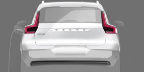 Volvo's XC40 EV Accommodates New Tech
