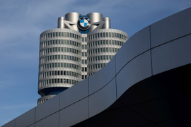 BMW to Offer 5 Battery EVs by 2021