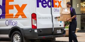 FedEx Improves Fuel Efficiency by 2.9%