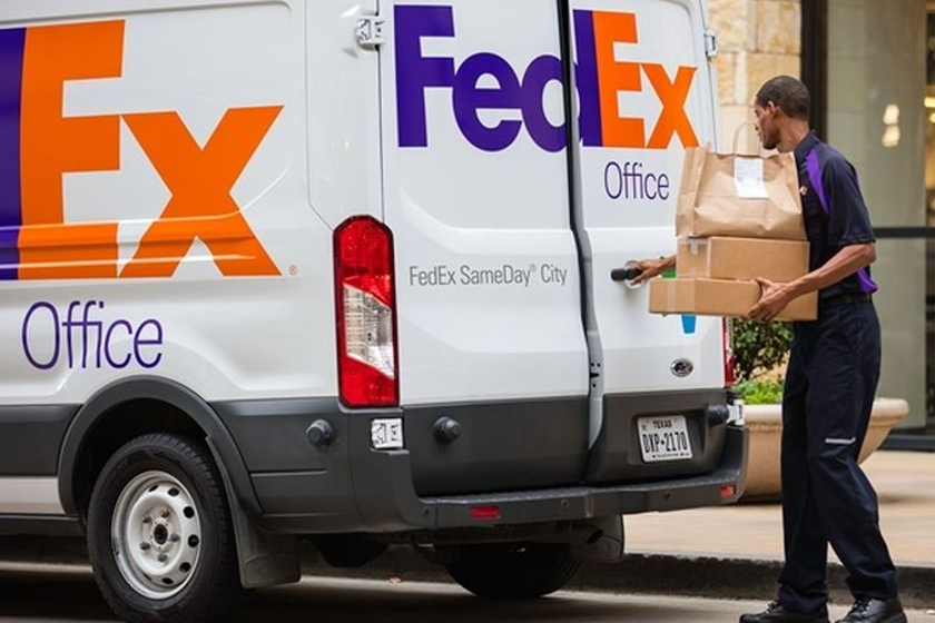 FedEx is reducing diesel emissions with an alternative fuels strategy.