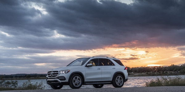 The GLE 350 is also available with a 4Matic system, which, when added, bumps pricing up to...