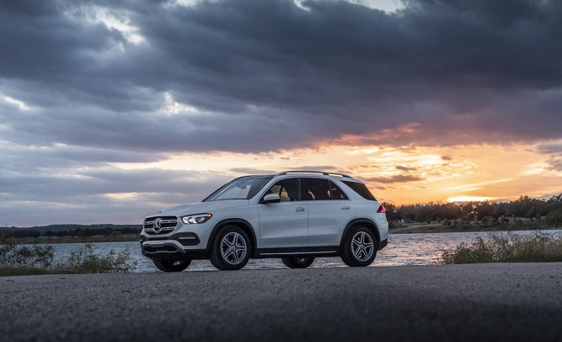 2020 Mercedes-Benz GLE Starts at $54,695