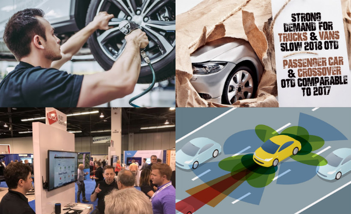 Automotivefleet.com offers a treasure trove of articles, white papers, and archived webinars that can help fleets embrace the evolution of the industry. - Images of some of the most popular articles on automotive-fleet.com, courtesy of (clockwise from upper left) Getty Images, Armie Bautista, WEX Inc., and Getty Images.