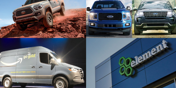 These 10 news items were the most popular in 2018 on AutomotiveFleet.com.