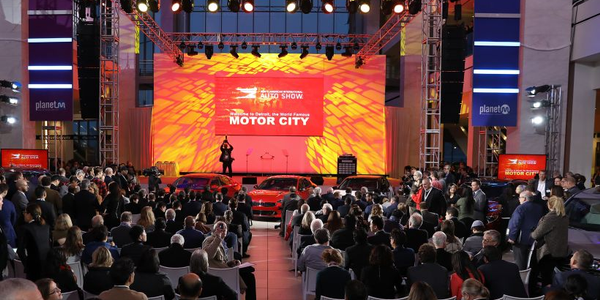 The Detroit auto show will feature 30 new vehicle debuts in its final year in January before...